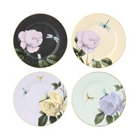 Ted Baker Rosie Lee Salad Plate Assorted Set Of 4