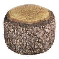 Merowings Forest Stump Pouf