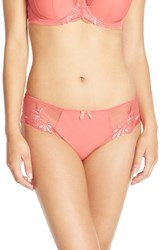 Women's Panache 'Hepburn' Embroidered Briefs