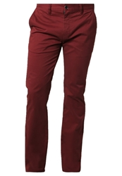 Billabong Outsider Chinos Blood Red