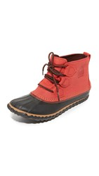 Sorel Out 'N About Leather Booties Gypsy