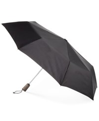Totes Titan Auto Open Close Medium Umbrella Black