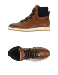 Cuple Sneakers Tan