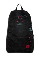 Reebok Motion With Book Pocket Backpack Red