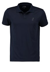 Your Turn Active Polo Shirt Navy Blazer Dark Blue