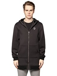Billionaire Boys Club Oversized Hooded Cotton Blend Sweatshirt