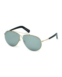 Tom Ford Eva Lightweight Sunglasses Rose Gold