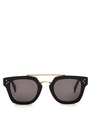 Celine Sunglasses Aviator Acetate Sunglasses