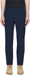 Nanamica Navy Cargo Trousers