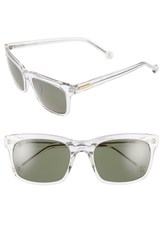 Women's Jonathan Adler 'Acapulco' 57Mm Retro Sunglasses Crystal