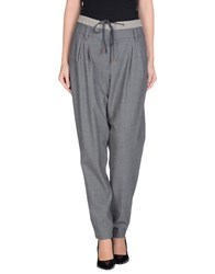 Gunex Trousers Casual Trousers Women Lead