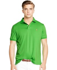 Polo Ralph Lauren Pima Soft Touch Shirt Neon Green