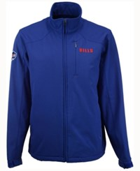G3 Sports Men's Buffalo Bills Fullback Softshell Jacket Blue