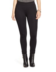 Lauren Ralph Lauren Plus Ryanne Stretch Leggings Black