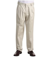 Dockers Signature Khaki D3 Classic Fit Pleated Cloud Men's Casual Pants White