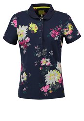 Joules Tom Joule Trinity Polo Shirt Dark Blue