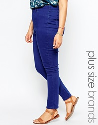 New Look Inspire Bright Blue Jegging