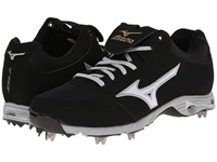 Mizuno 9 Spike Advancd Pro Elite Black White Men's Cleated Shoes