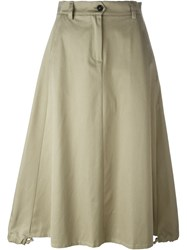 Societe Anonyme 'Wild' Skirt Nude And Neutrals