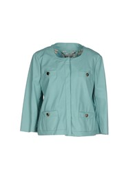 Silvian Heach Suits And Jackets Blazers Women Light Green