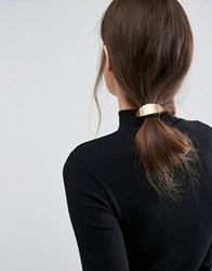 Johnny Loves Rosie Full Circle Hair Tie Gold