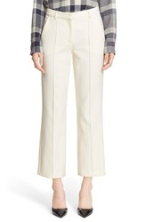 Adam By Adam Lippes Women's Crop Stovepipe Pants