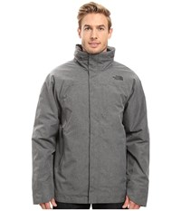The North Face Thermoball Trench Tnf Medium Grey Heather Men's Coat Gray