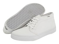 Vans Chukka Boot Core Classics True White Canvas Shoes