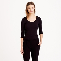 J.Crew Stretch Suiting Tee