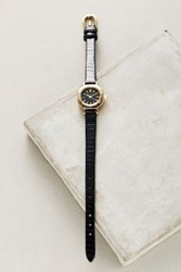Anthropologie Annin Watch Gold