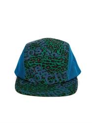 Undercover Chaos And Leopard Print Cap