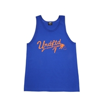 Undefeated Tank Top Blue