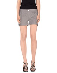 Gold Case Trousers Shorts Women Grey
