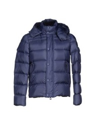 Historic Down Jackets Blue