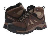 Salomon Evasion Mid Gtx Absolute Brown X Burro Dark Navajo Men's Shoes