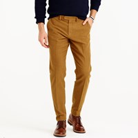 J.Crew Bowery Slim Pant In Brushed Cotton Moleskin