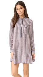 Bcbgmaxazria Lucille Dress Light Oasis