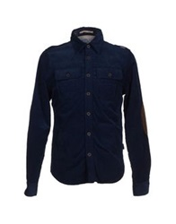 Consumers Guide Shirts Dark Blue