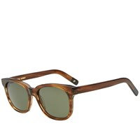 Dick Moby Sfo Sunglasses Brown