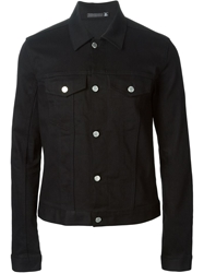 Blk Dnm 'Freedom' Denim Jacket Black