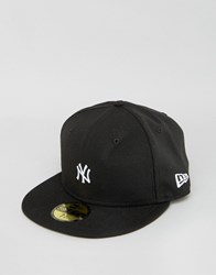 New Era 59Fifty Cap Fitted Ny Yankees Wool Black