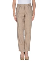 Myths Trousers Casual Trousers Women Sand