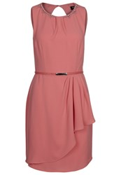 Oasis Mona Cocktail Dress Party Dress Pink