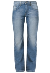 Esprit Straight Leg Jeans Bleach Blue