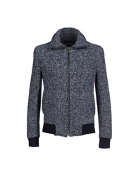 Byblos Jackets Dark Blue