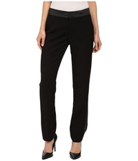 Catherine Malandrino Menzel Pants Noir Women's Casual Pants Black