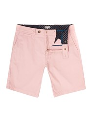 Linea Max Cotton Short Washed Pink