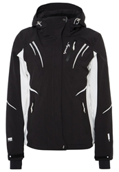 Icepeak Nevena Ski Jacket Schwarz Black
