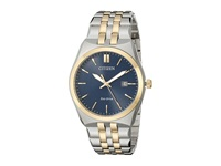 Citizen Bm7334 58L Eco Drive Corso Two Tone Stainless Steel Watches Silver