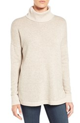 Vineyard Vines Women's Relaxed Wool And Cashmere Turtleneck Sweater